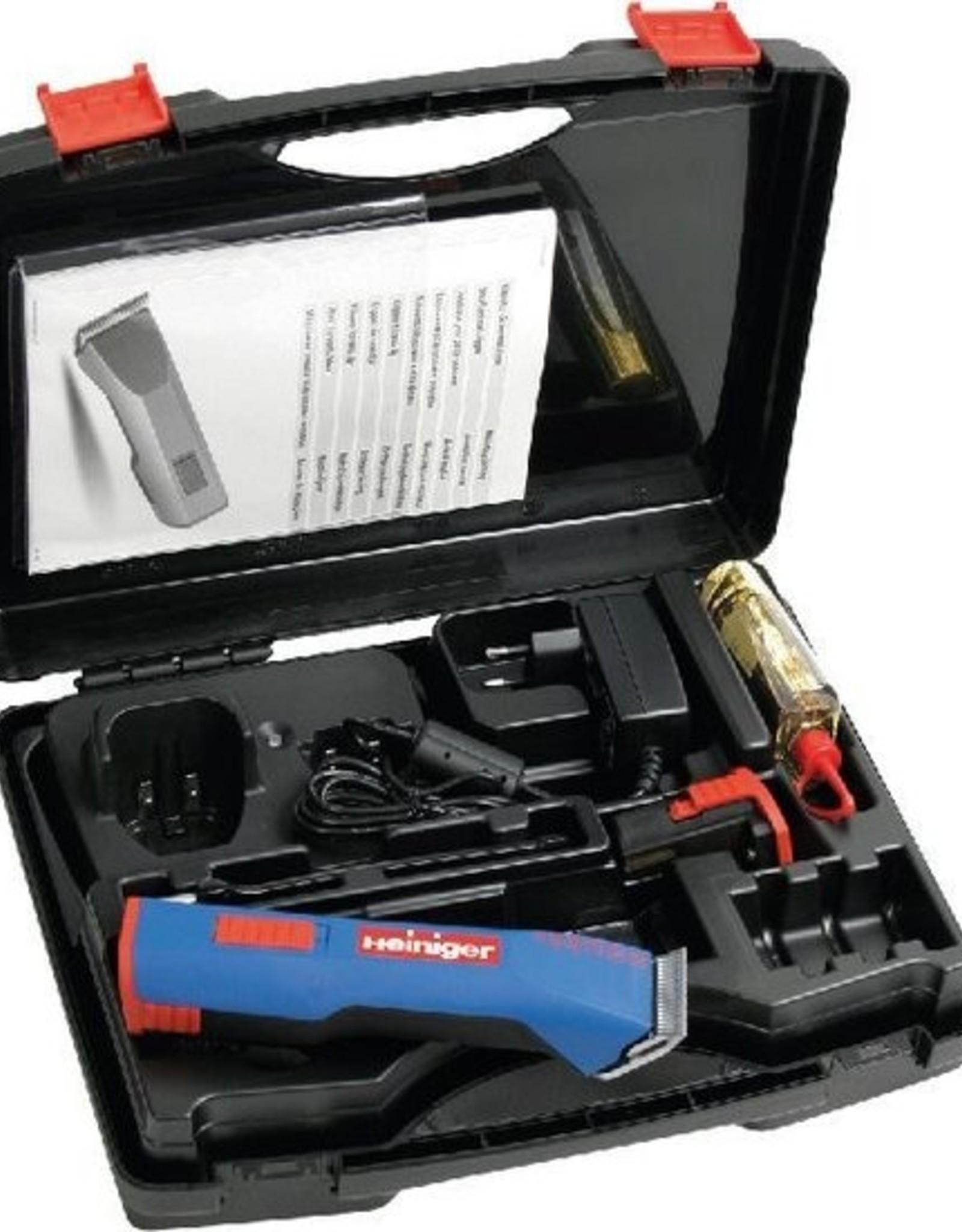 Heiniger Heiniger Saphir Accu Scheermachine 2 batterijen 70780070