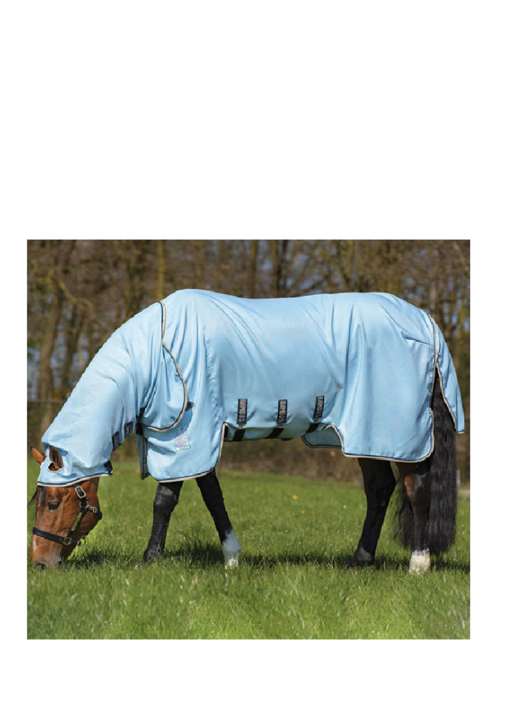 Horseware Horseware Rambo Pony Hoody Vamoose Vliegendeken