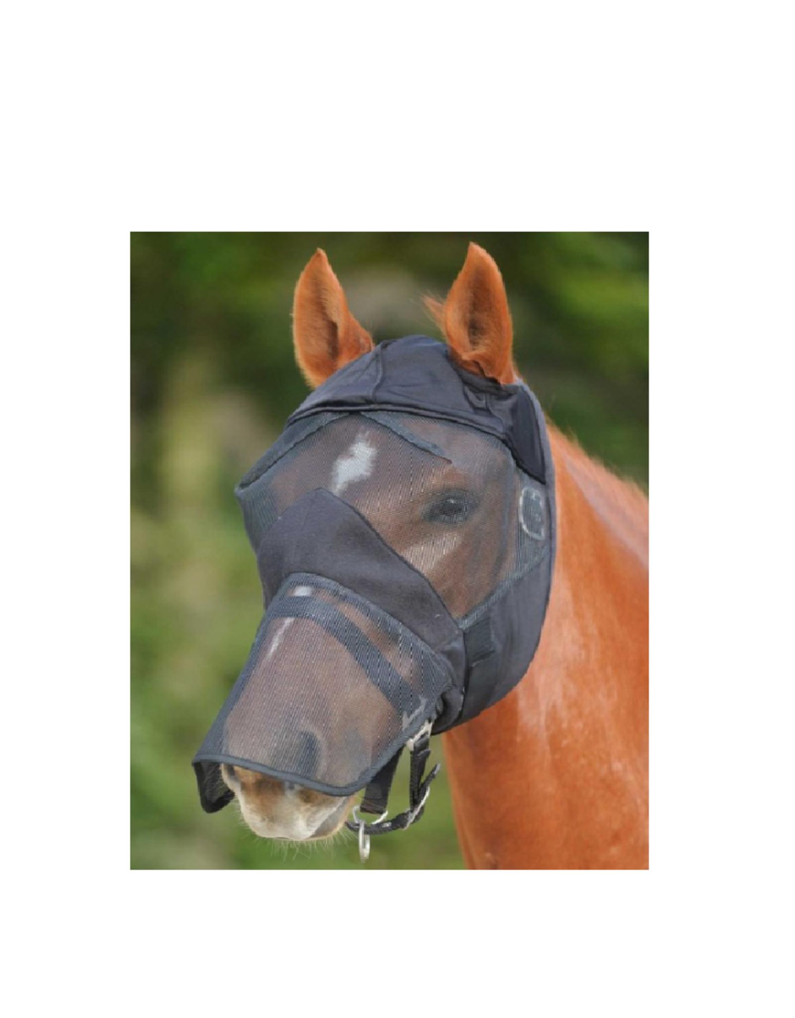 Waldhausen Waldhausen vliegenmasker zonder oren en met neus
