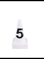 QHP QHP Nummers Pionnen 10stuks