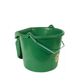 Okplast Kunststof emmer met platte kant 20 liter