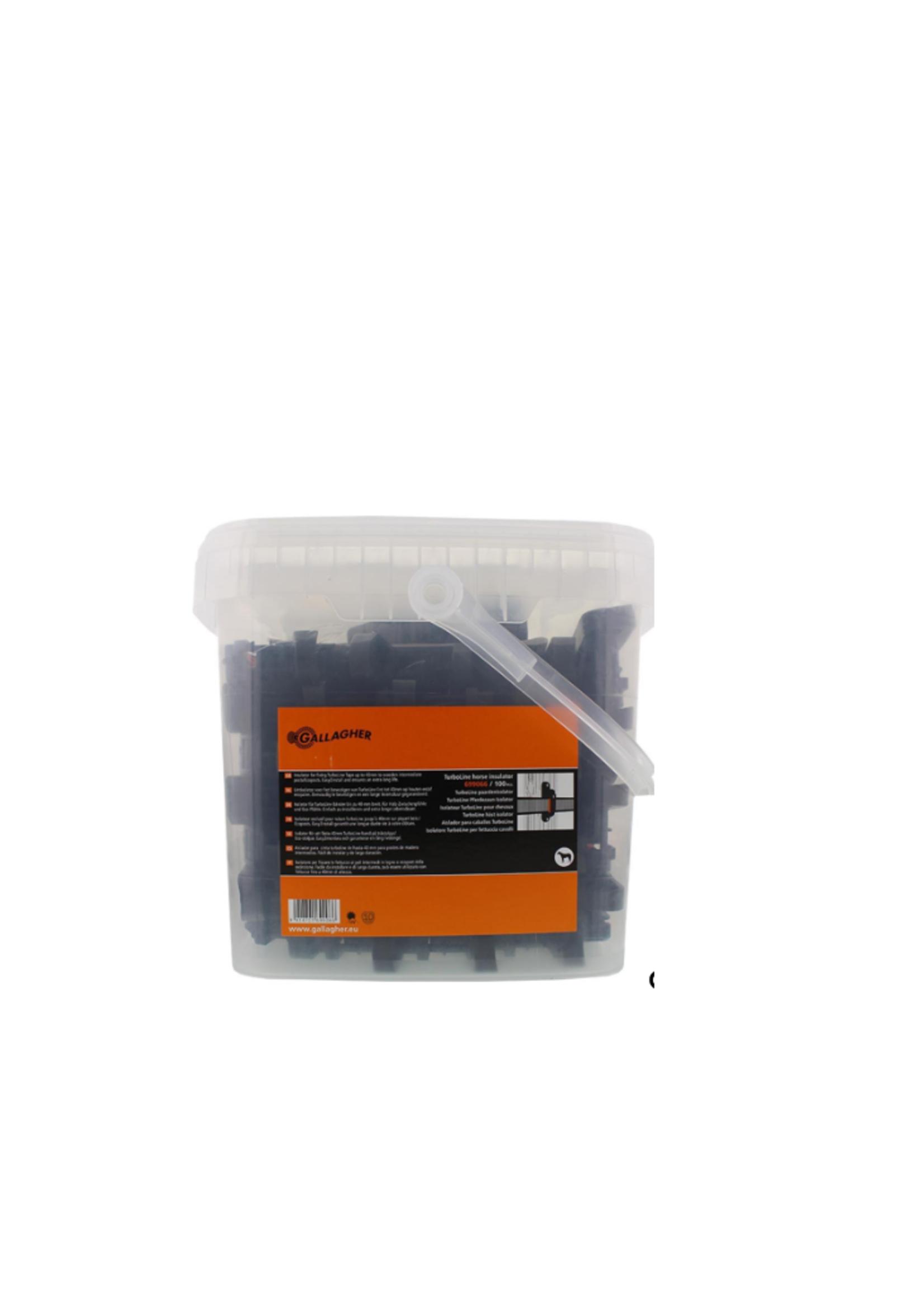 Gallagher Gallagher TurboLine paarden isolator (100 stuks) (699066)
