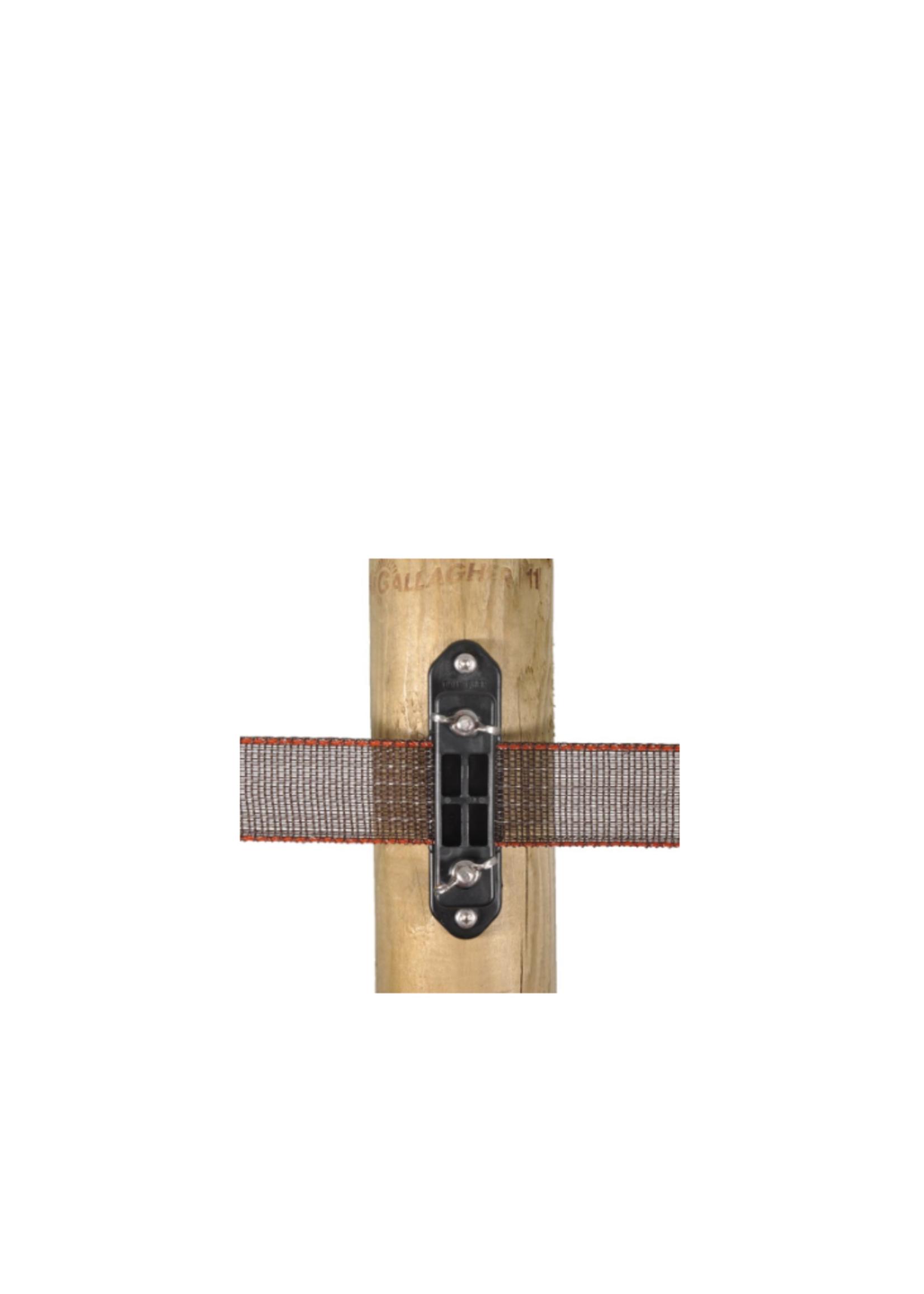 Gallagher Gallagher TurboLine hoekisolator met vleugelmoer (5 stuks)
