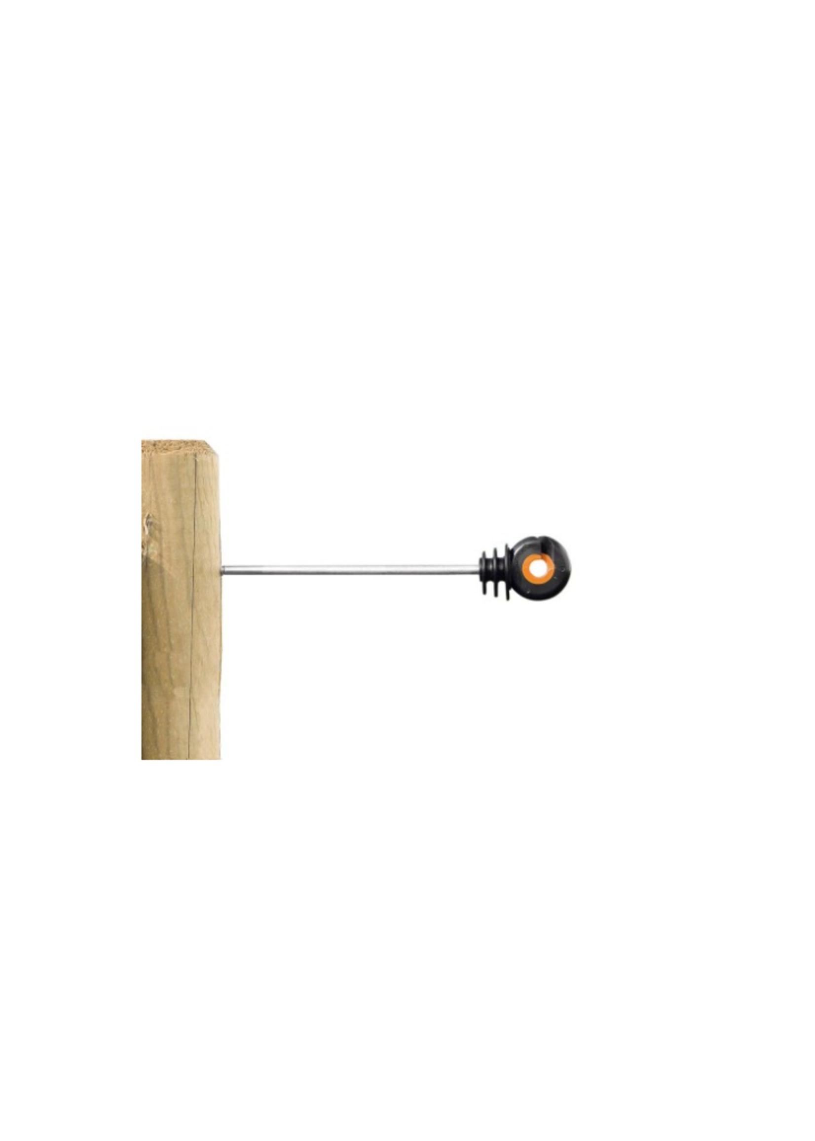 Gallagher Gallagher Afstandschroefisolator XDI (hout, 18cm, 10 stuks)