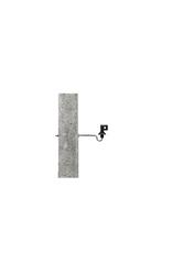 Gallagher Gallagher Afstandisolator metaal ( 20cm/M6, 10stuks)