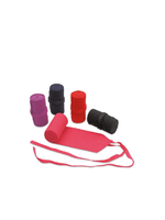 Shires Shires Staartbandages Zwart