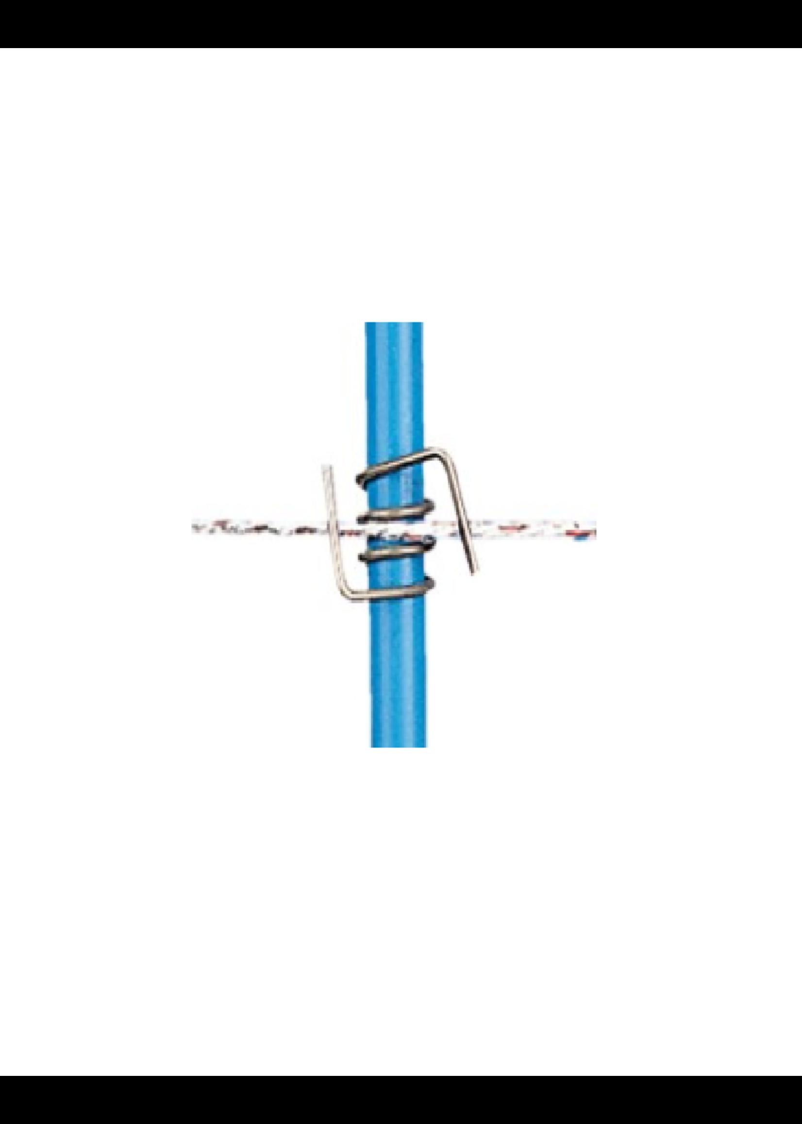 Gallagher Gallagher verstelbaar veertje voor kunststofpaal (ø 13mm, 10 stuks) (003266)