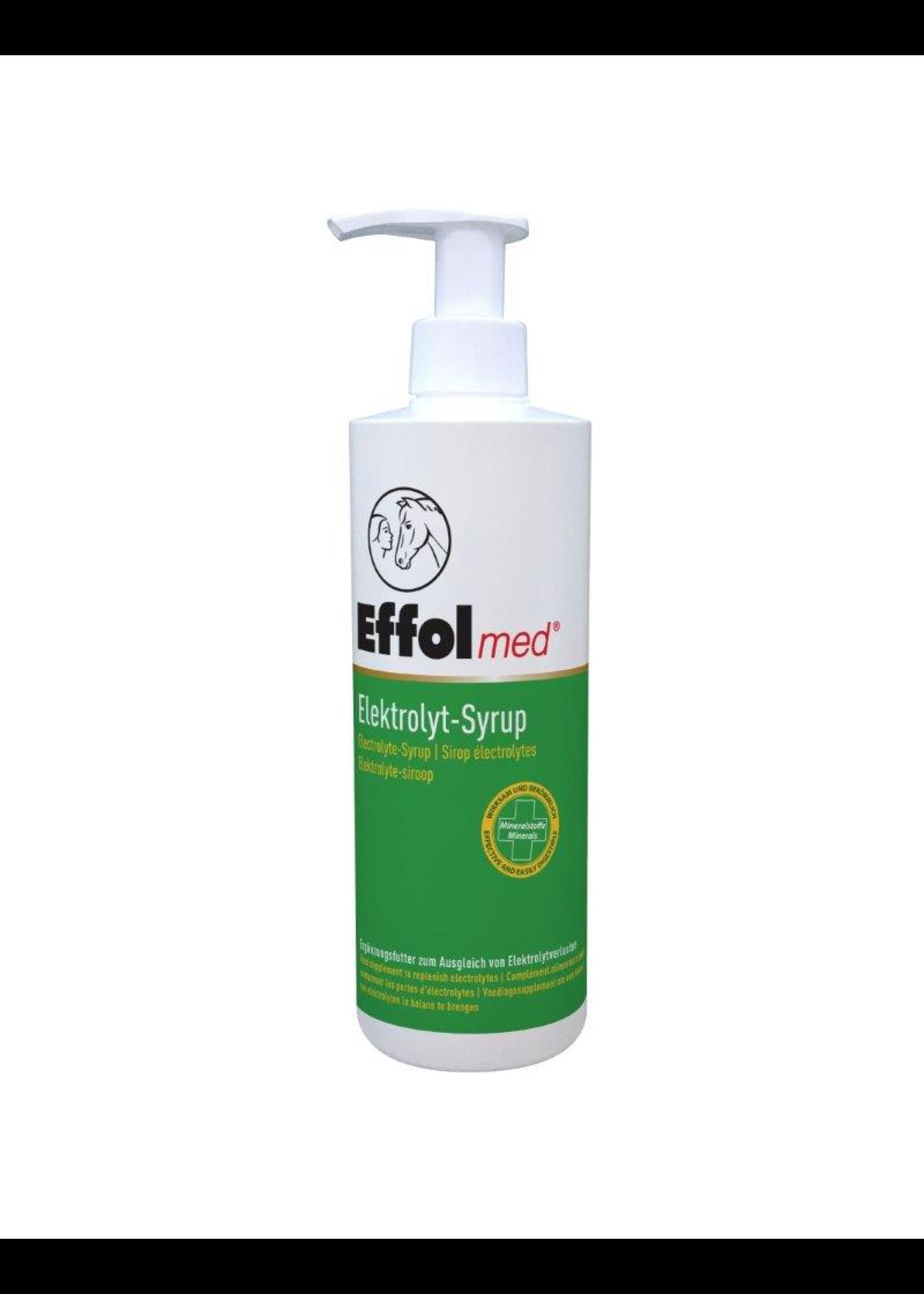 Effolmed Effolmed Elektrolyt-syrup 500ml