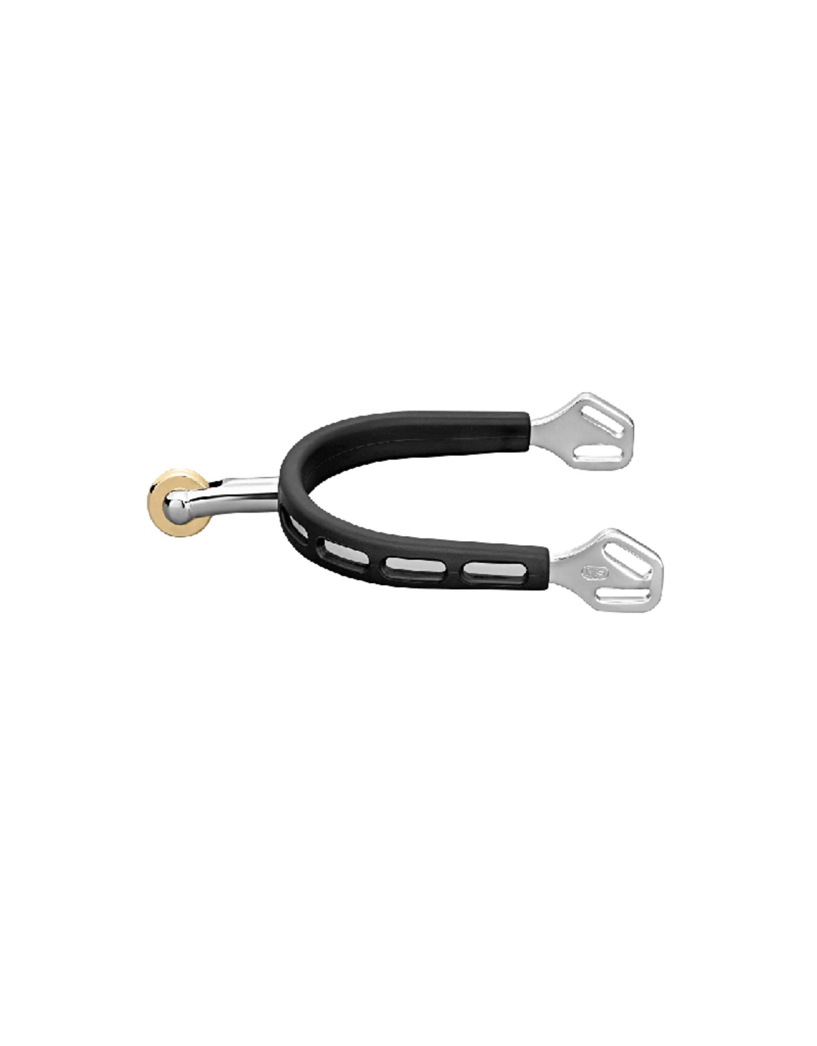 Sprenger Sprenger Ultra Fit Extra Grip Sporen met Verticaal Wieltje 35mm (4756200955)