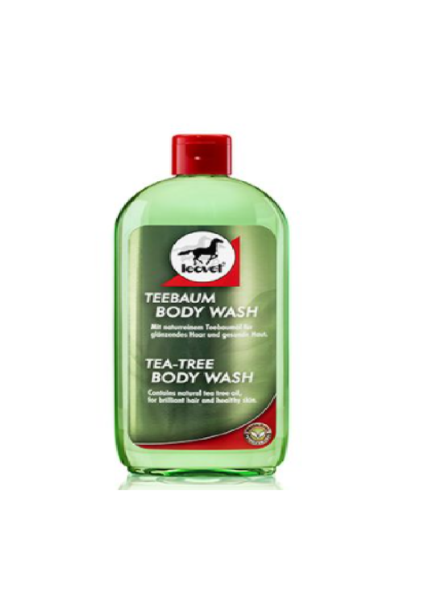 Leovet Leovet Teebaum Shampoo Body Wash 500ml
