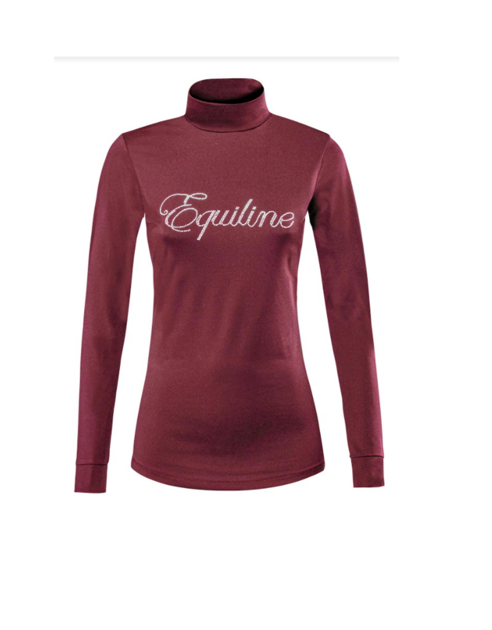 Equiline Equiline Turtleneck shirt Dames