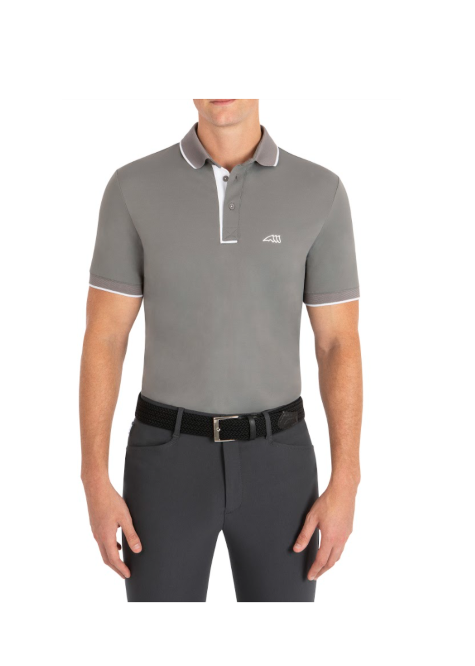 Equiline Equiline Ezrae Polo  Heren H00510
