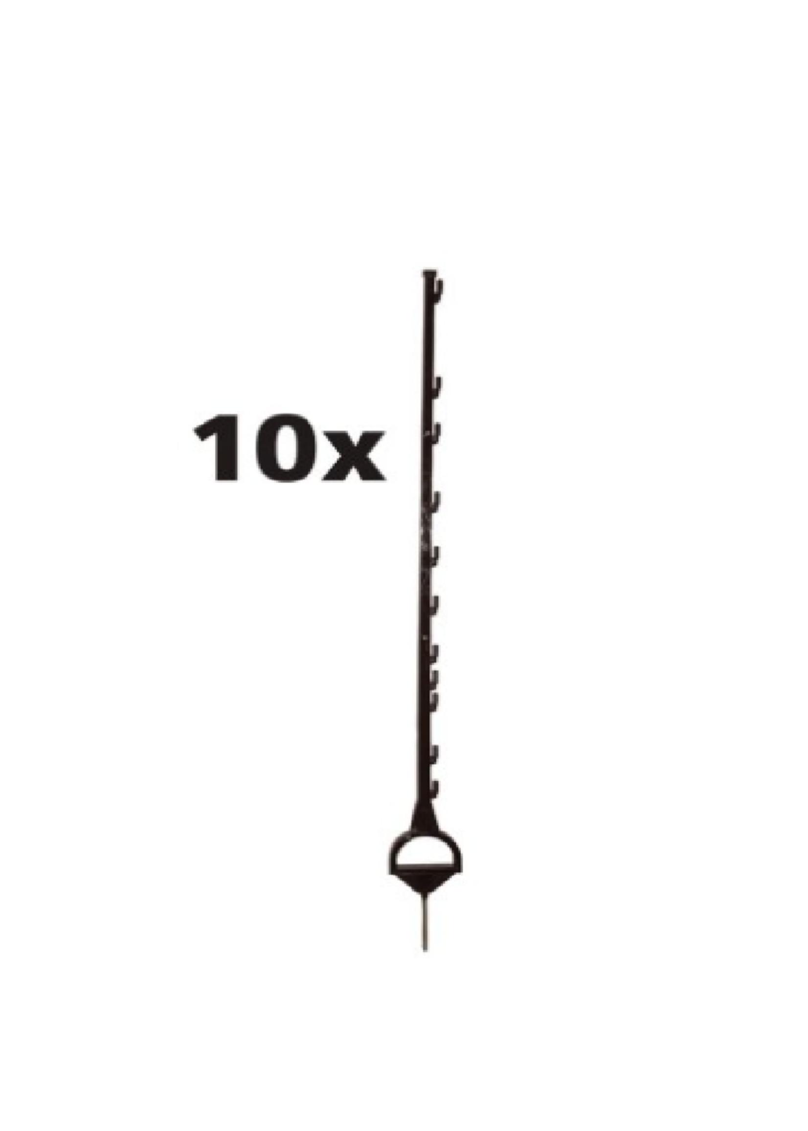 Gallagher Gallagher stijgbeugelpaal 1,55m terra 2x5st.