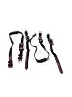 Ideal Ideal Leather  Conwayset 4stuks