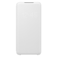 Samsung Galaxy S20 (5G) | Led View Cover EF-NG980 | Wit