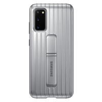 Samsung Galaxy S20 (5G) | Protective Standing Cover EF-RG980 | Zilver