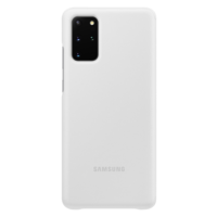 Samsung Galaxy S20 Plus (5G) | Clear View Cover EF-ZG985 | Wit