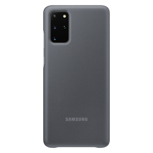 Samsung Galaxy S20 Plus (5G) | Clear View Cover EF-ZG985 | Grijs