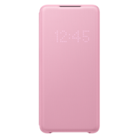 Samsung Galaxy S20 Plus (5G)   Led View Cover EF-NG985   Roze
