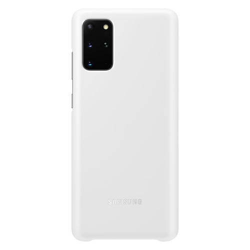 Samsung Galaxy S20 Plus (5G) | Led Cover EF-KG985 | Wit