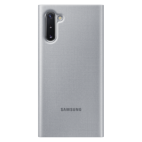 Samsung Galaxy Note 10   Led View Cover EF-NN970   Zilver
