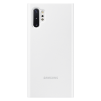 Samsung Galaxy Note 10 Plus | Clear View Cover EF-ZN975 | Wit