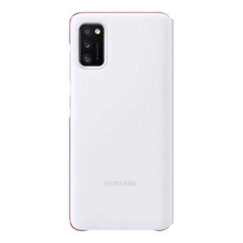 Samsung Galaxy A41   S View Cover EF-EA415   Wit