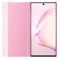 Samsung Galaxy Note 10 | Clear View Cover EF-ZN970 | Roze