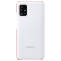Samsung Galaxy A51 (5G) | S View Cover EF-EA516 | Wit