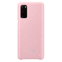 Samsung Galaxy S20 (5G) | Led Cover EF-KG980 | Roze