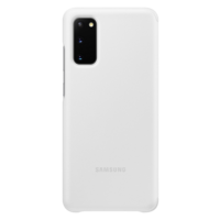 Samsung Galaxy S20 (5G) | Clear View Cover EF-ZG980 | Wit