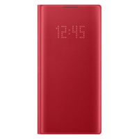 Samsung Galaxy Note 10 | Led View Cover EF-NN970 | Rood