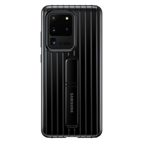 Samsung Galaxy S20 Ultra 5G | Protective Standing Cover EF-RG988 | Zwart
