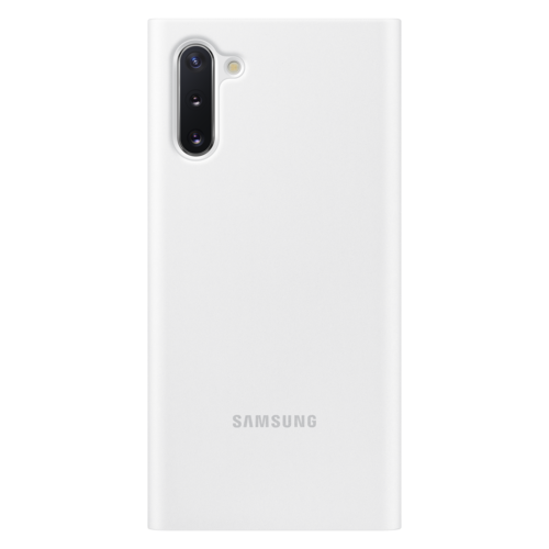 Samsung Galaxy Note 10 | Clear View Cover EF-ZN970 | Wit