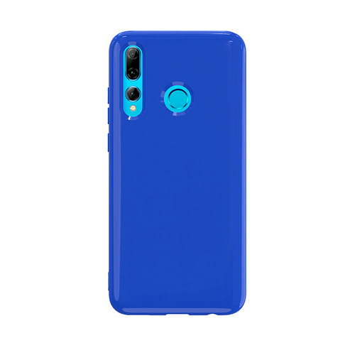 Fe'Nomenal Huawei P Smart Plus 2019 | Shiny TPU | Blauw