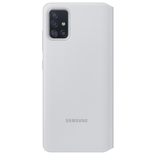 Samsung Galaxy A71 | S View Cover EF-EA715 | Wit