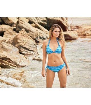 Hidalgo halter bikini