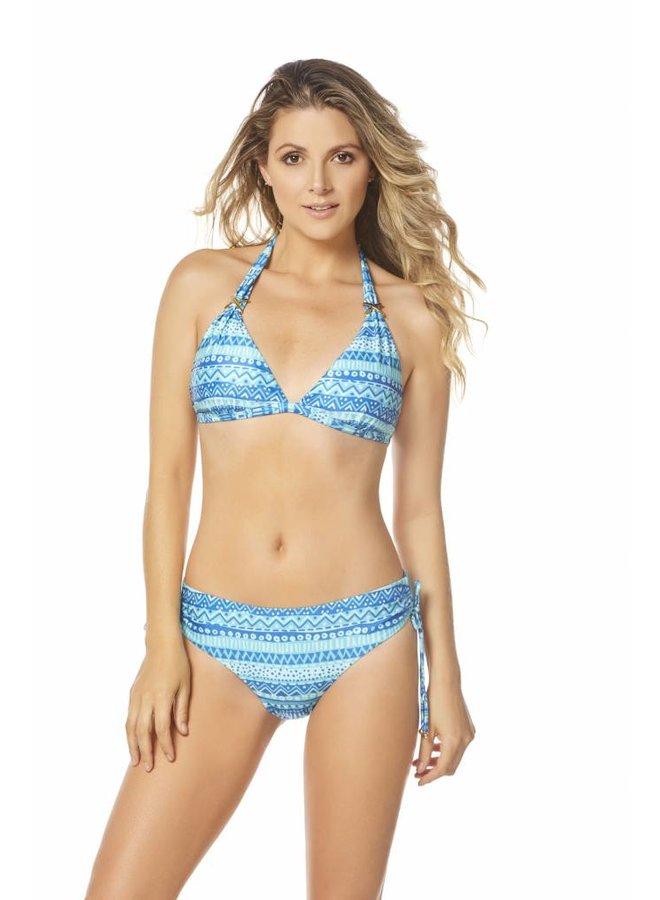 Hidalgo halter Yuly swimwear