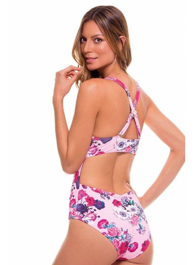 Milonga Lilac Swimsuit