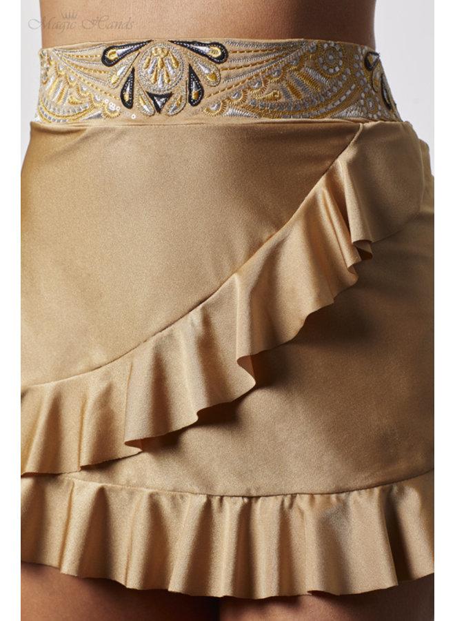 Skirt gold