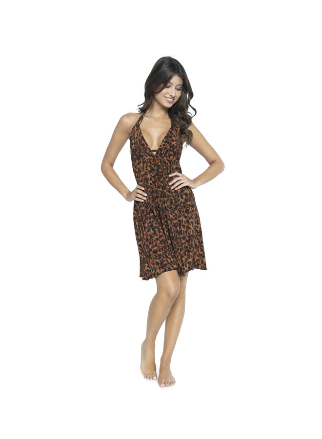 Wild heart gianna dress PilyQ swimwear