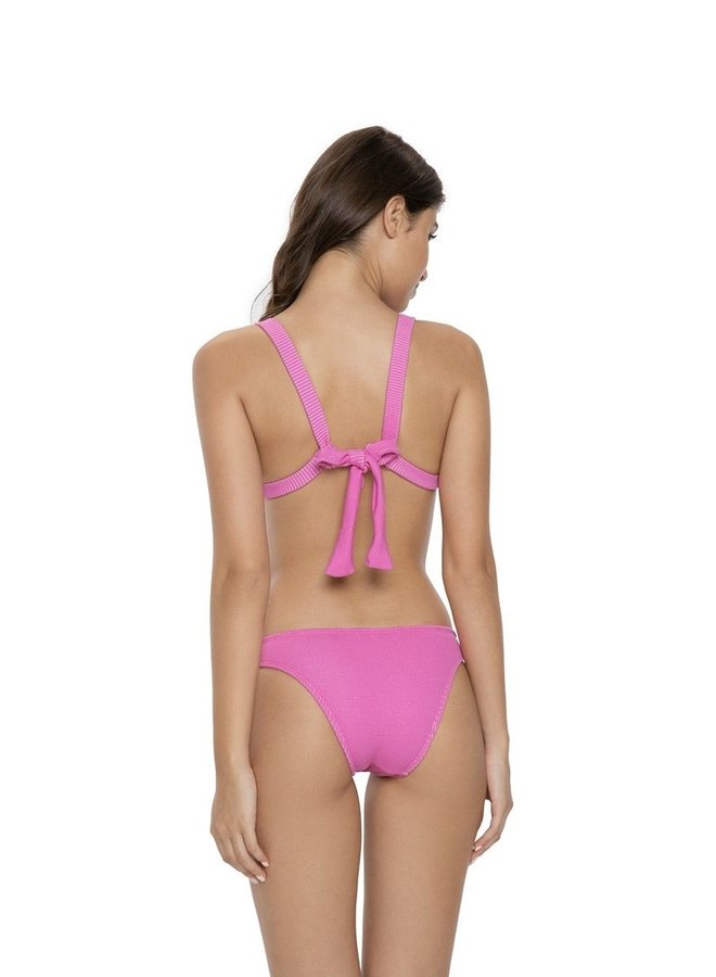 Ultraviolet bikini bottom teeny