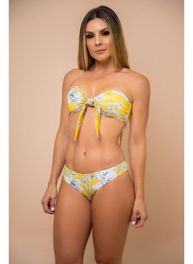 Bikini mdl geel broekje