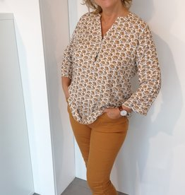 Jeans Annabelle - Ocre
