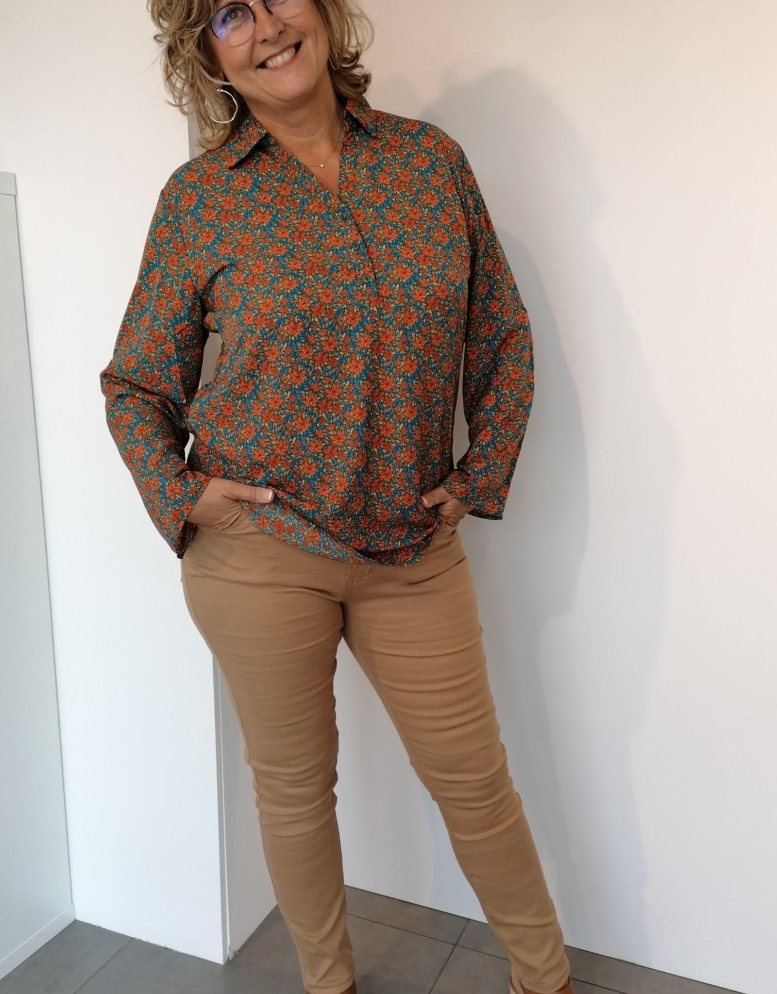 Jeans Annabelle - Beige