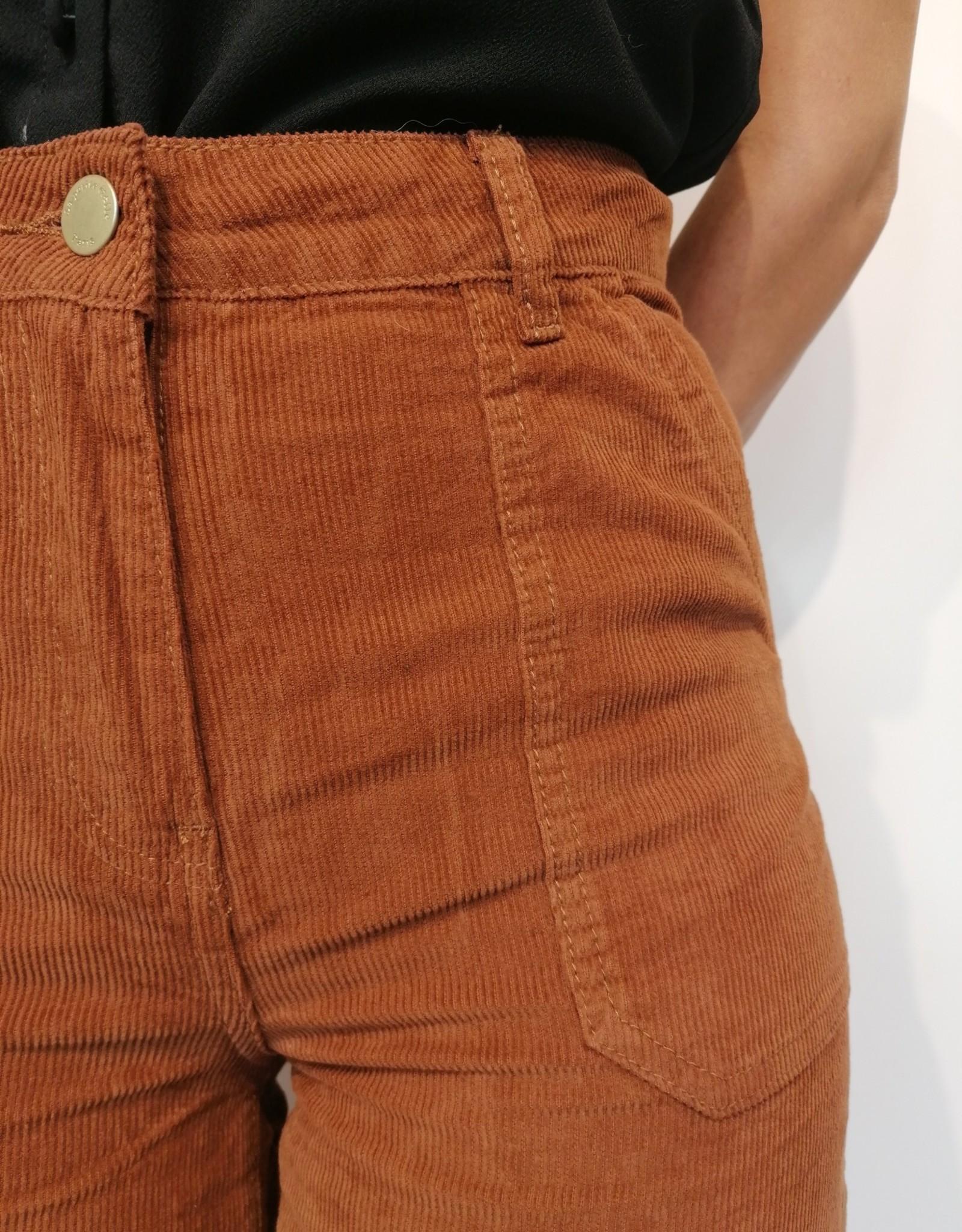 Pantalon Mali - Camel