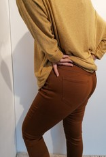 Jeans Annabelle - Camel