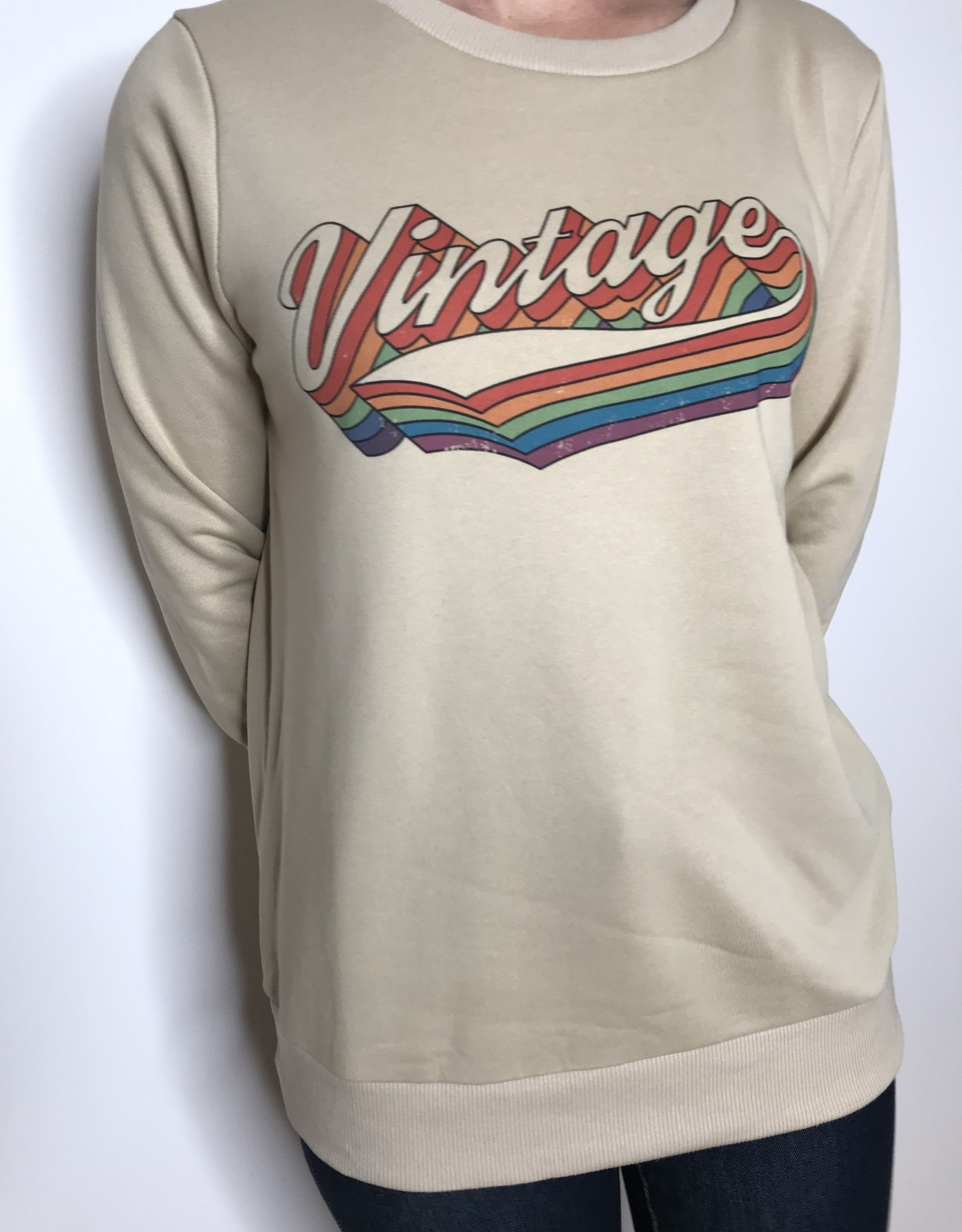 Sweat Vintage Be