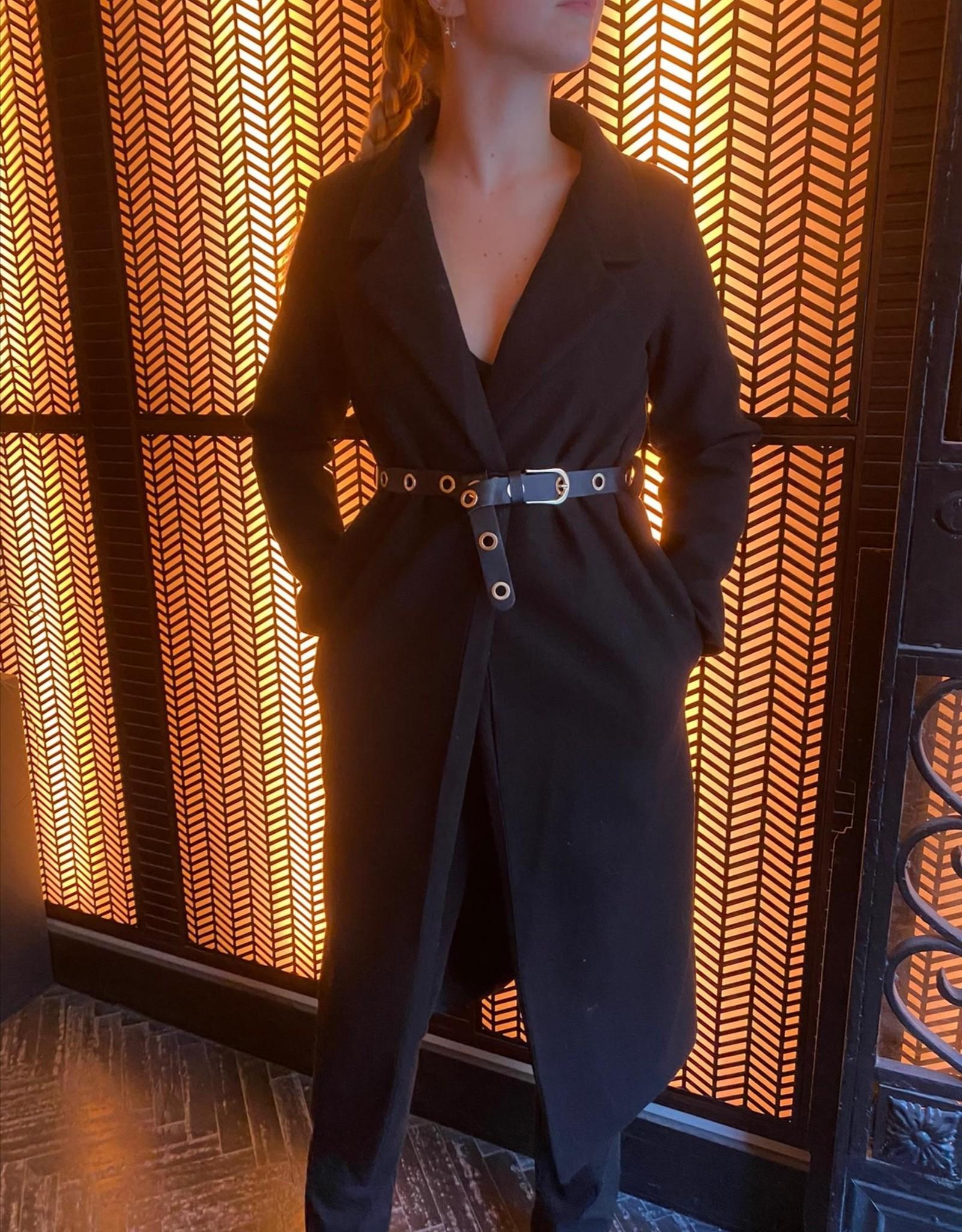 Manteau Vicky - Noir