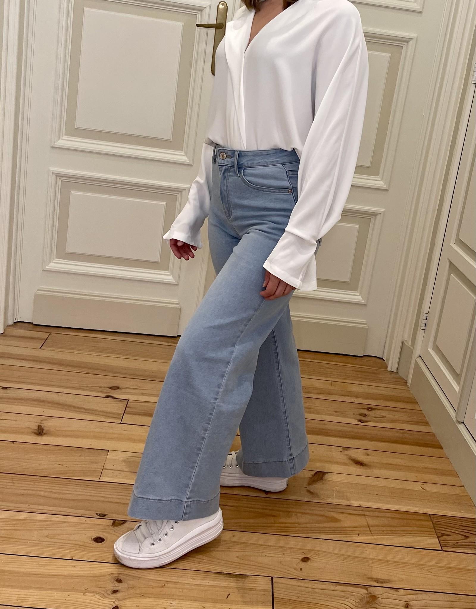 Jeans Assia - Bleu